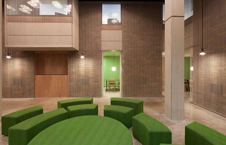 The EDG Forum Reception Design