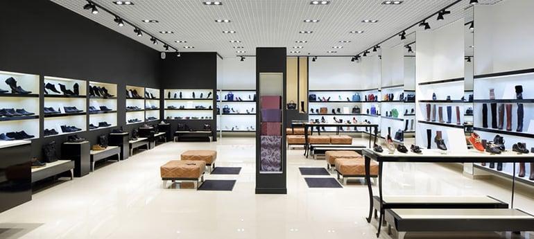 Store design trends