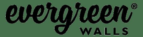 Evergreen walls logo R-2