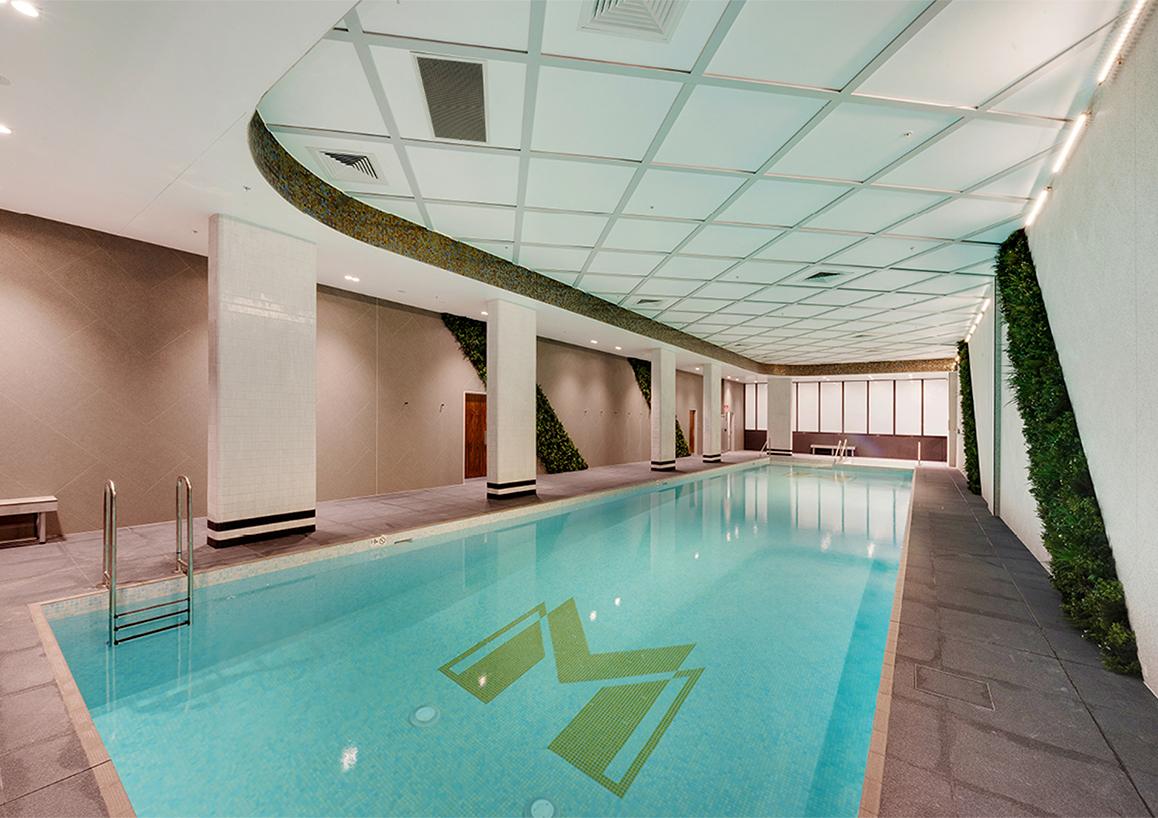 Meriton pools