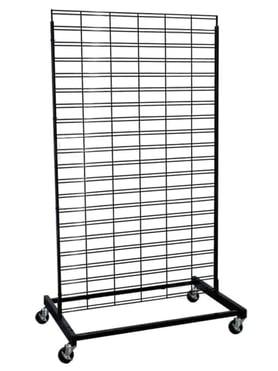 Mesh grid display