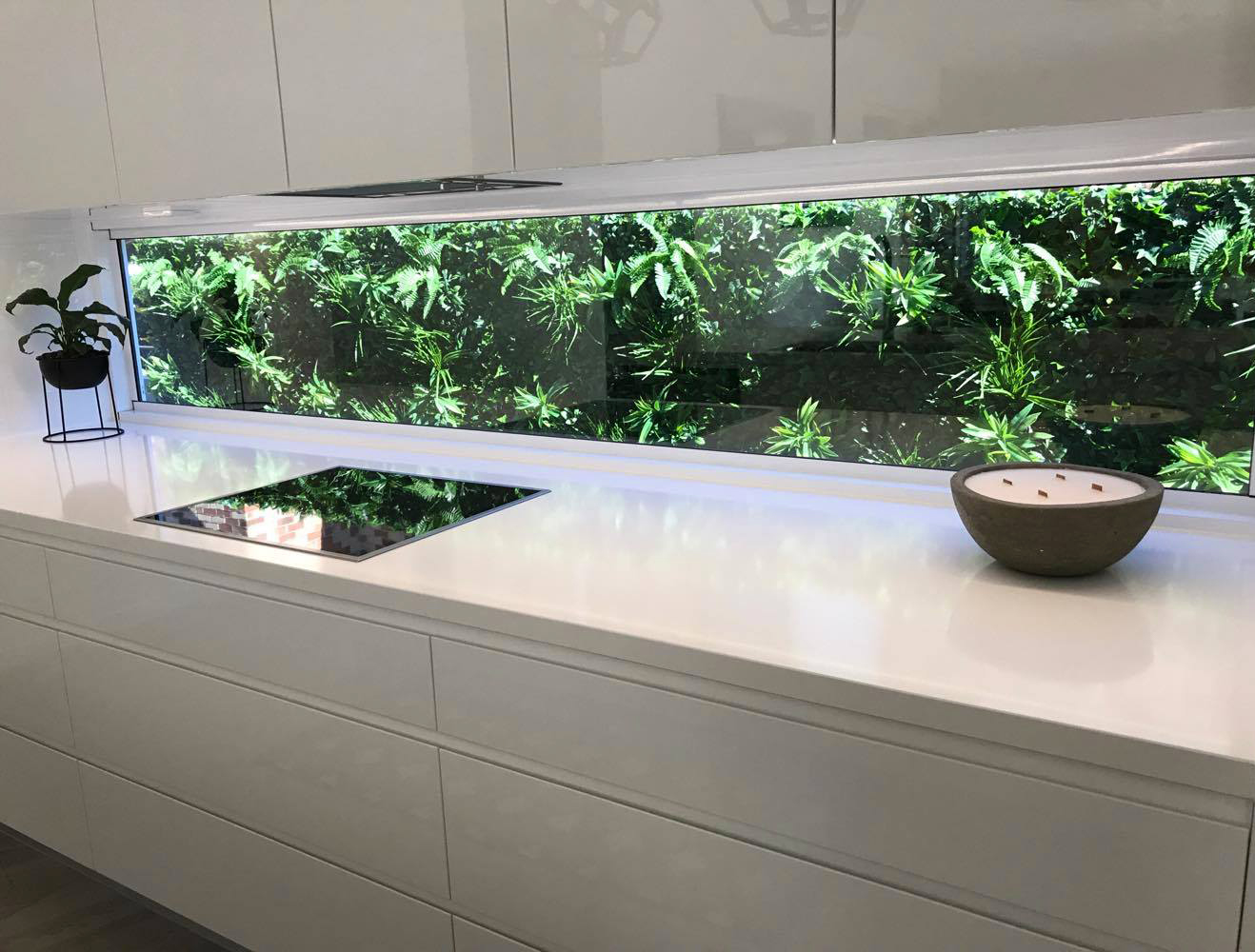 evergreenwalls coastal vertical wall kitchen backsplash