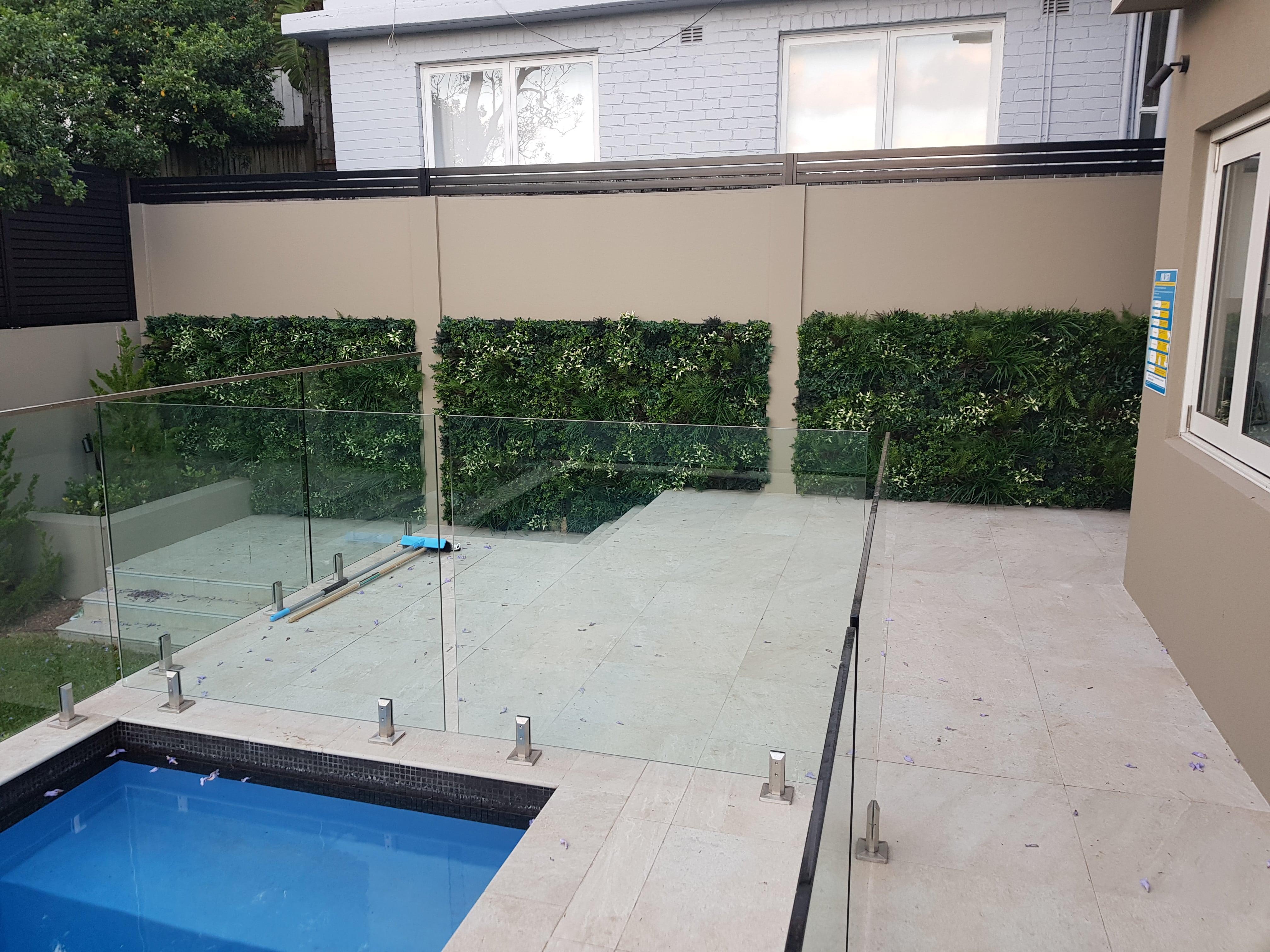 residential pool area woollahra-min