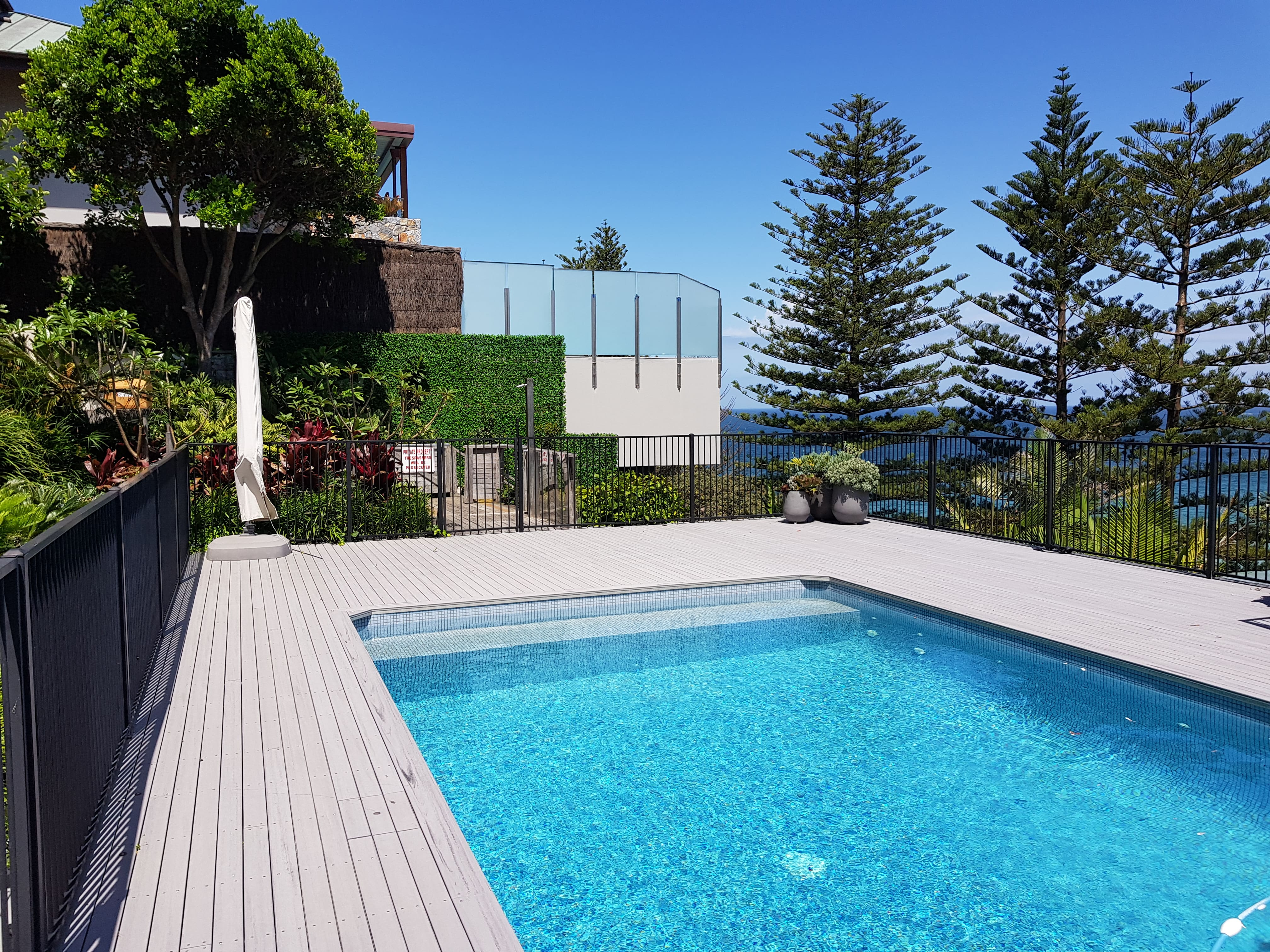 whale beach boxwood pool area-min