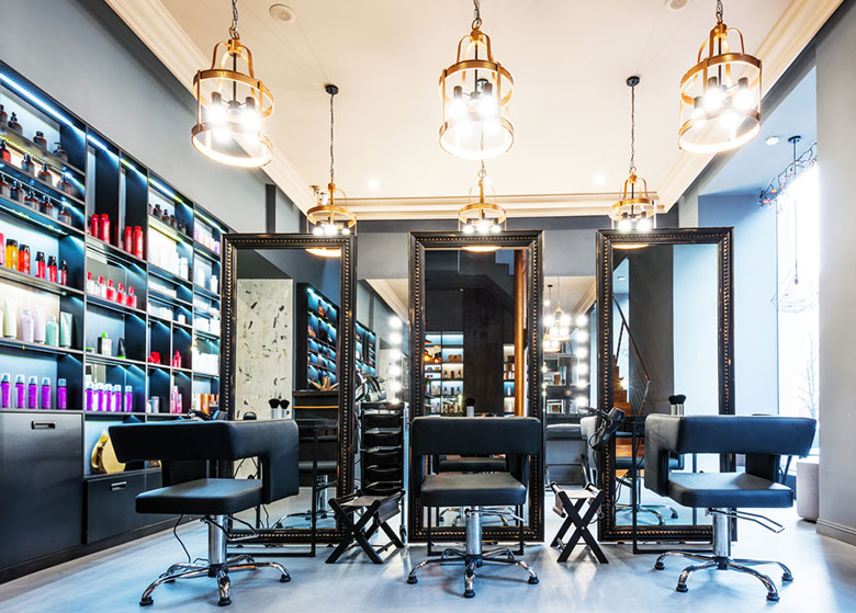 What Makes A Good Hair Salon Interior Design
